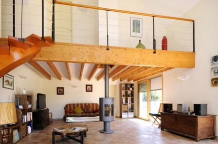 mezzanine frenchimmo. Black Bedroom Furniture Sets. Home Design Ideas