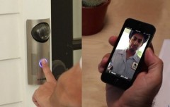 Doorbot le portier video connecte