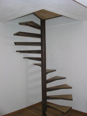 Escalier en colima on frenchimmo - L escalier en colimacon ...