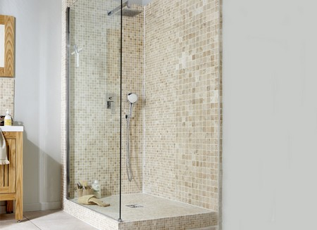 Installer une douche l italienne frenchimmo - Installer douche italienne ...