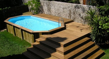installer une piscine hors sol frenchimmo. Black Bedroom Furniture Sets. Home Design Ideas
