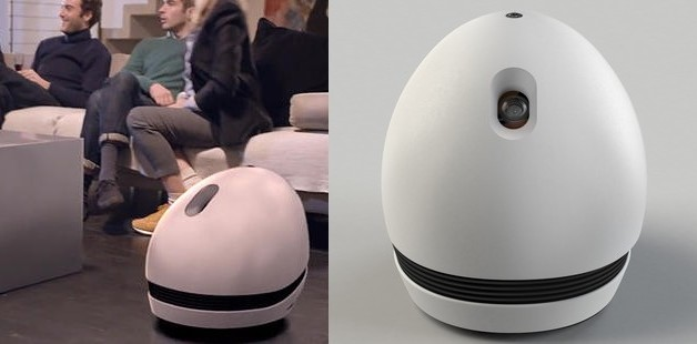 keecker un robot la maison frenchimmo. Black Bedroom Furniture Sets. Home Design Ideas