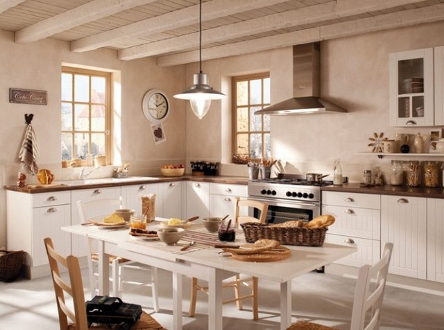 R novation d une maison de campagne frenchimmo for Photo de renovation de maison