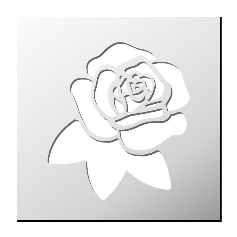 Pochoir Fleurs/Plantes/Nature