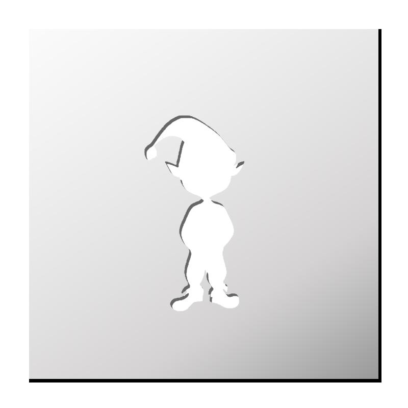 Pochoir Personnages/Fantastique/BD