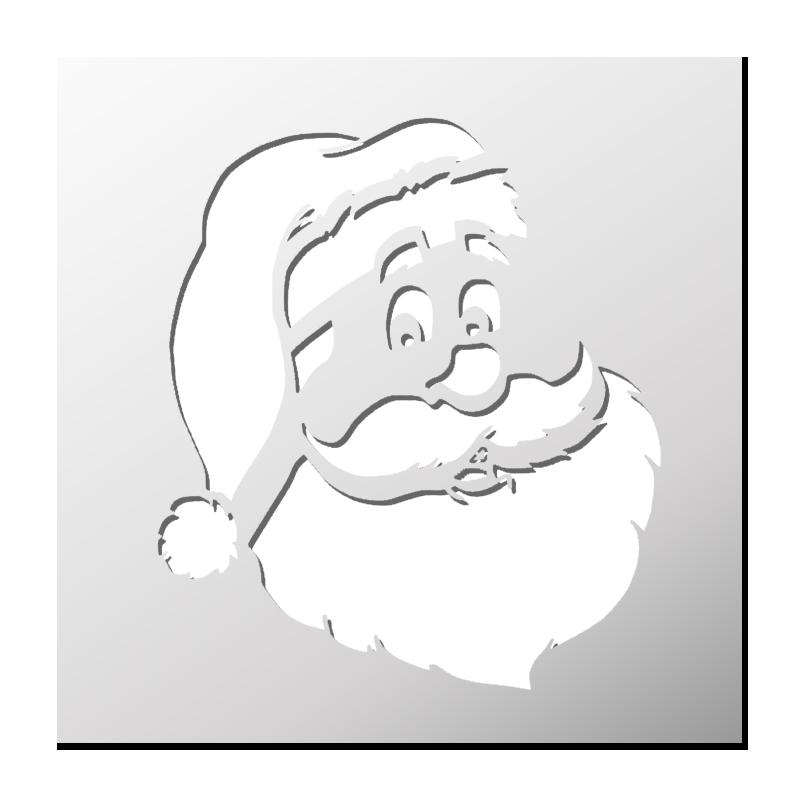 Pochoir Noël