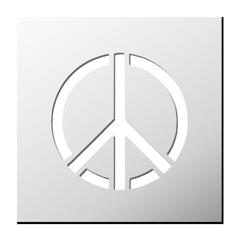 Pochoir Symboles/Idéogrammes
