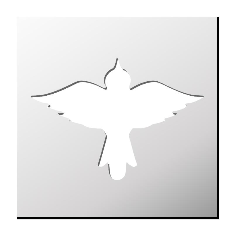 Pochoir d co oiseau frenchimmo for Pochoir oiseau