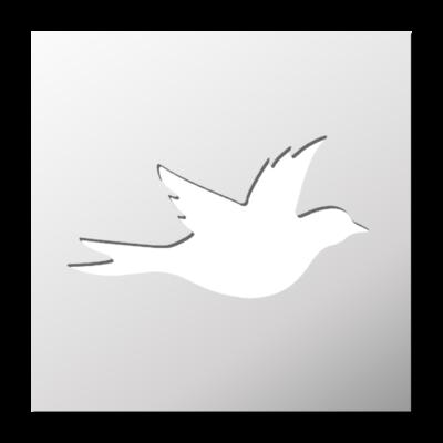 Pochoirs frenchimmo part 7 for Pochoir oiseau