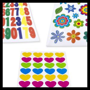 Planches de Stickers