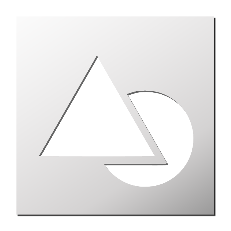 Pochoir formes g om triques frenchimmo for Pochoir geometrique