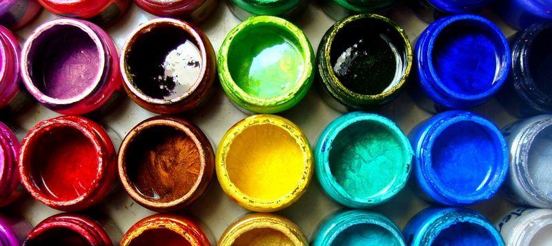 Réaliser des peintures sans savoir dessiner et peindre !