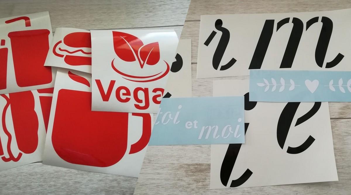Stickers Mureaux