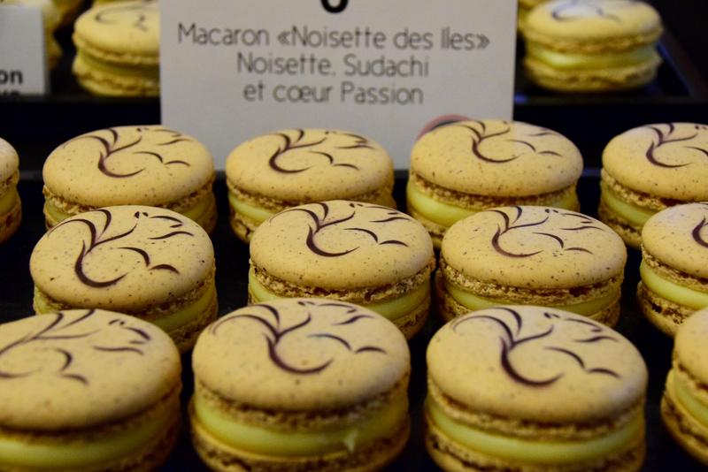 Pochoir Pâtisserie «Finale 2019 du Concours Macaron International»