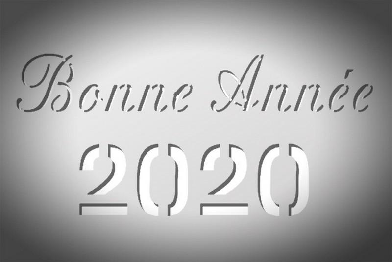 Une très belle année 2020