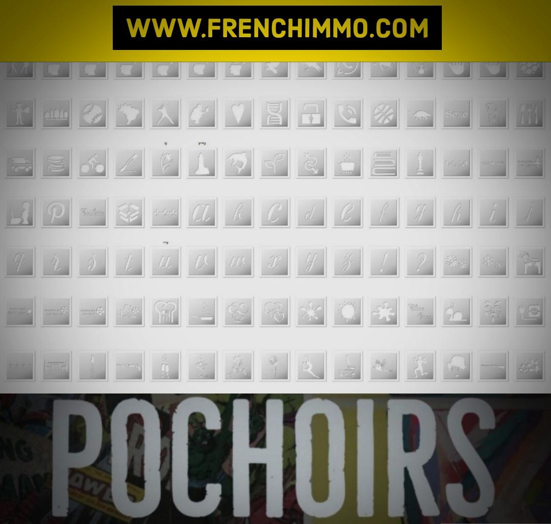 Boutique de Pochoirs